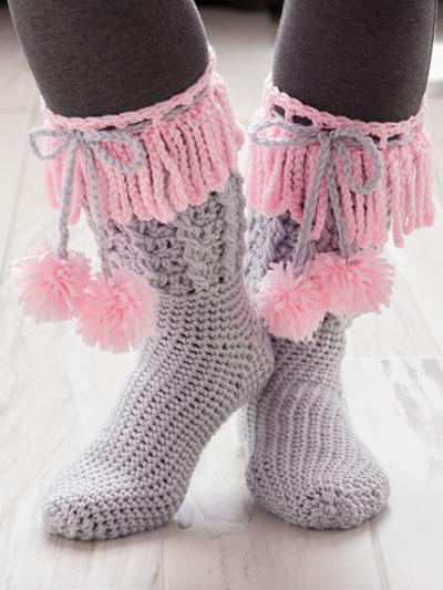 Crochet Patterns Rustic Boots Crochet Pattern