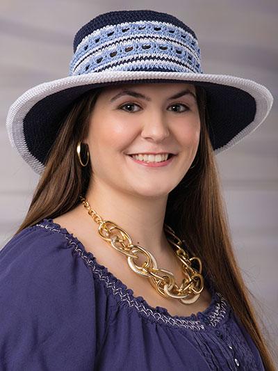 Crochet a Southern Sun Hat Pattern
