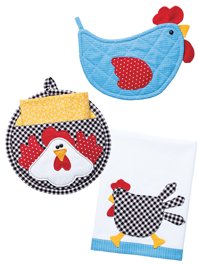 Customers Who Bought Allie Cats Hot Pad Sewing Pattern Also Bought ...