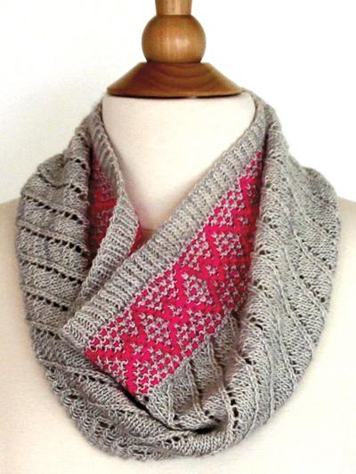 New Knitting Patterns Shine On Cowl Knit Pattern