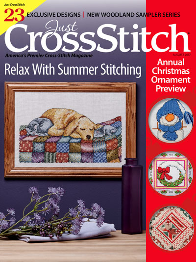 Cross stitch patterns to download for summer