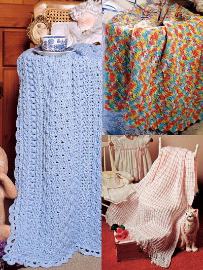 Best Crochet Baby Blanket Patterns