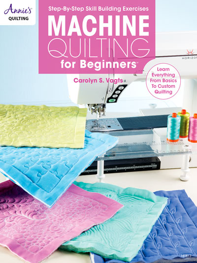Machine Quilting<br /> for Beginners