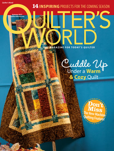 Quilter's World Autumn 2017