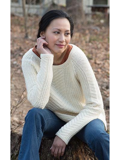 86b44b9f73e81a Knitting Patterns   Supplies - Glacial Pullover Knit Pattern