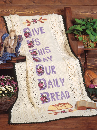 New Crochet Patterns Our Daily Bread