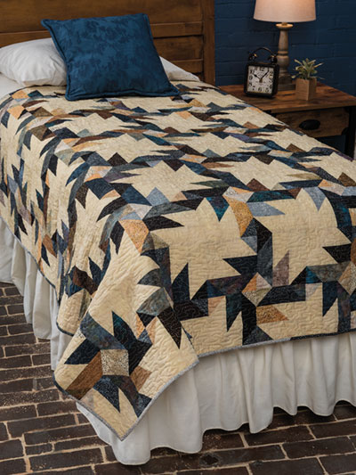 EXCLUSIVELY ANNIE'S QUILT DESIGNS: Short Circuit Quilt Pattern