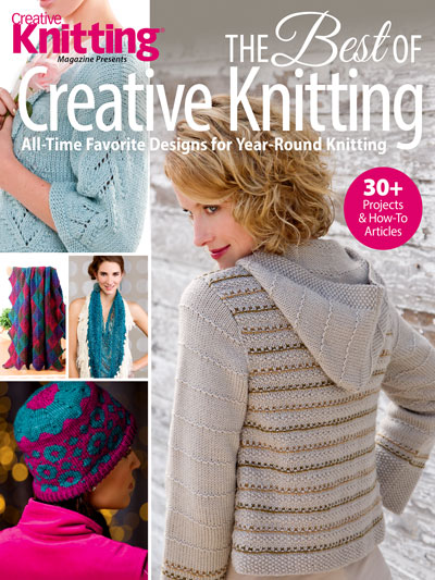 The Best<br /> of Creative Knitting