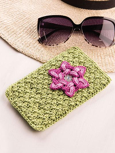 Celtic Sunglasses Case Crochet Pattern