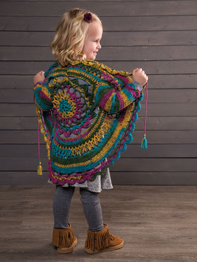 ANNIE'S SIGNATURE DESIGNS: Kaleidoscope Jacket