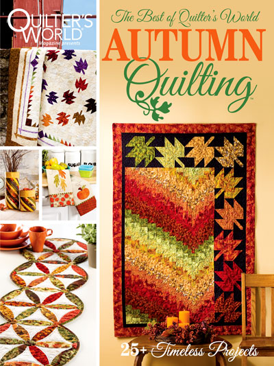 The Best of Quilter'sWorld<br /> Autumn Quilting