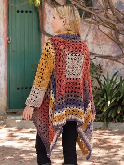 Euphoria Crochet Cardi