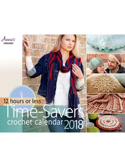 2018 Crochet Calendar