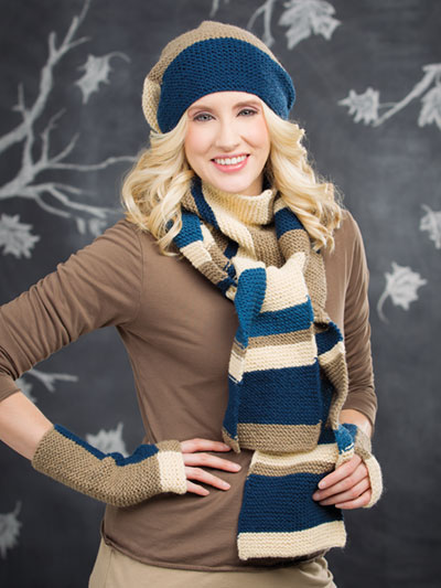 New Knitting Patterns Annies Signature Designs Ulverston Color