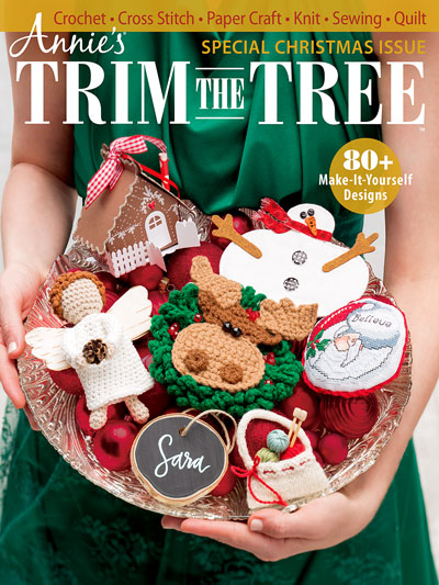 Trim a Tree Christmas Issue