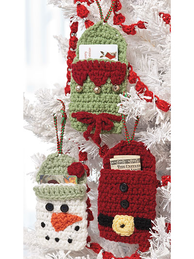 Crochet Gift Card Holder Patterns