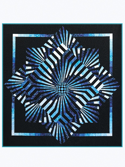 Spiral Motion Quilt Pattern Adorable Quilt Patterns