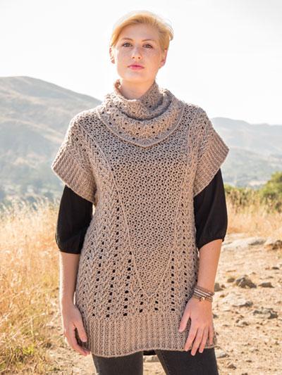 Crochet Patterns Annies Signature Designs Vista Point Vest