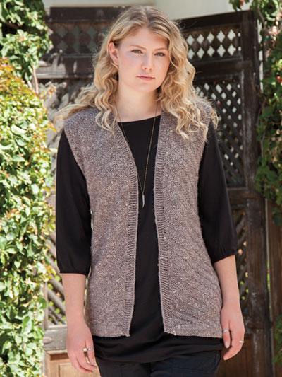 f80836c70 Knitting Patterns   Supplies - Agnes Round Yoke Sweater Knit Pattern