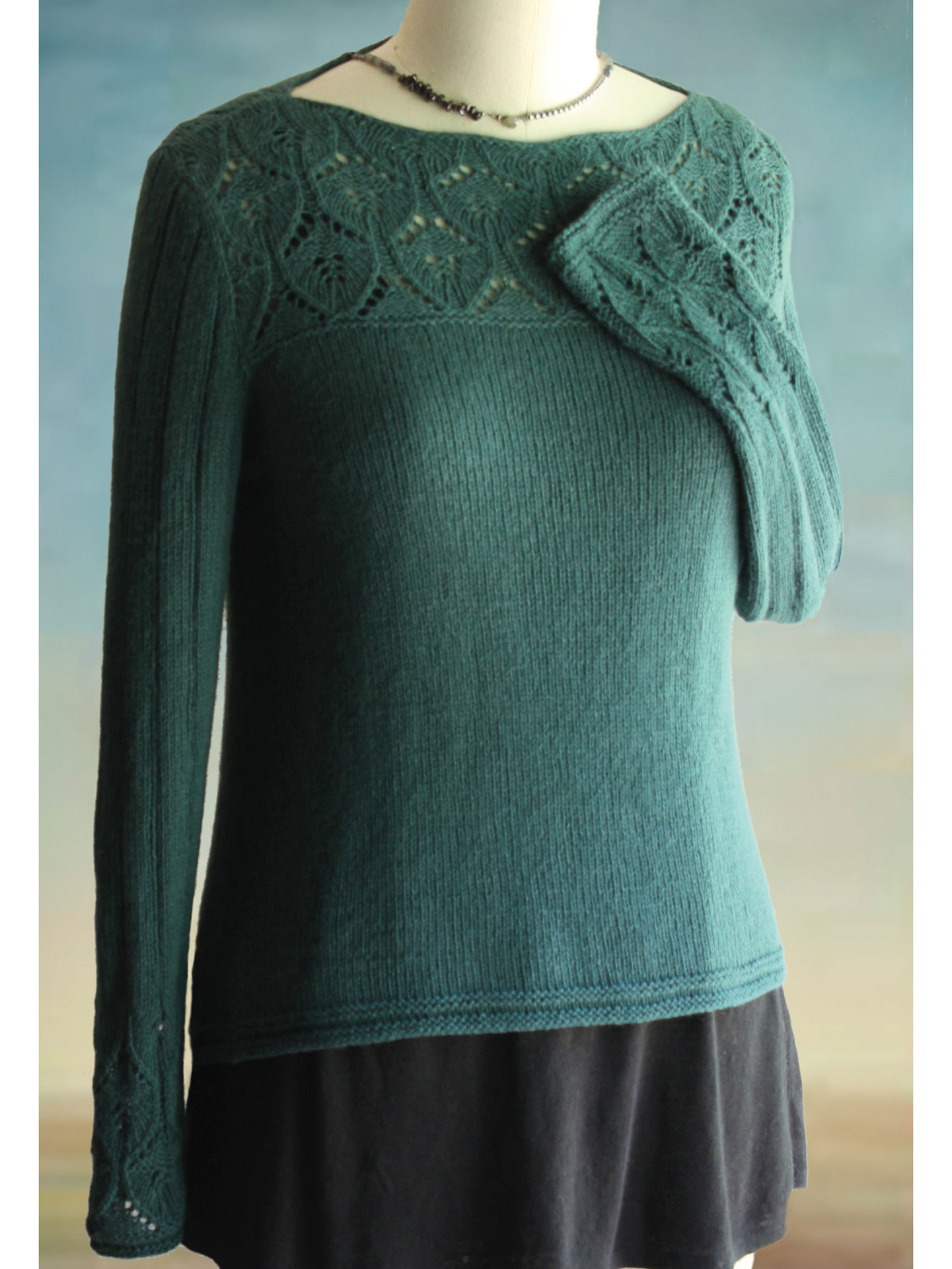 Top-Down Knitting Patterns - Page 1