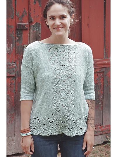 Lace Knitting Patterns Page 1
