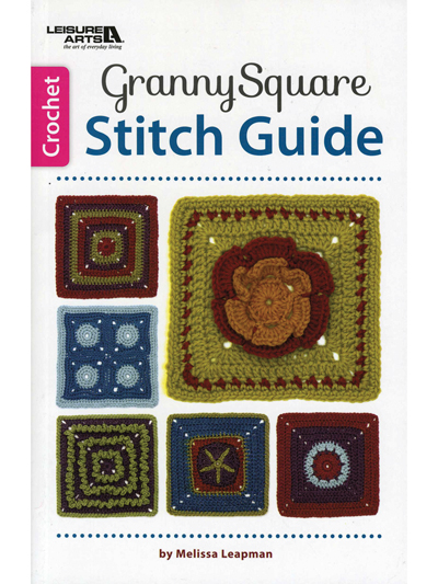 Crochet Granny Square Stitch Guide