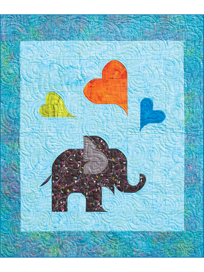 New Quilt Patterns - Oliver's Elephant Quilt Pattern : elephant quilt patterns - Adamdwight.com