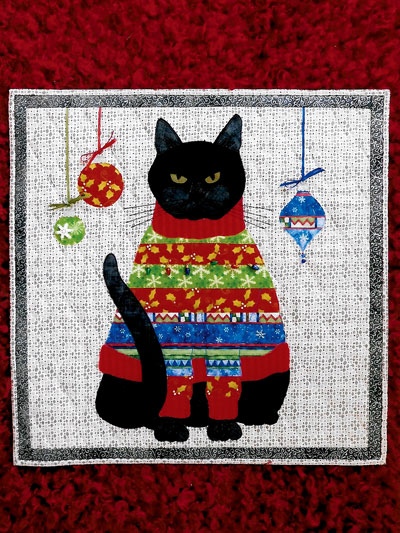 Quilting Downloads - Quilt Patterns to Download : free cat quilt patterns download - Adamdwight.com