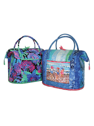 New Sewing Patterns - Poppins Bag Sewing Pattern with Stainless ...
