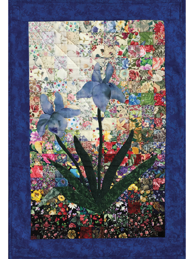 Clearance in quilt page 1 iris watercolor quilt kit solutioingenieria Gallery