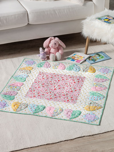 EXCLUSIVELY ANNIE'S QUILT DESIGNS: In My Heart Quilt Pattern