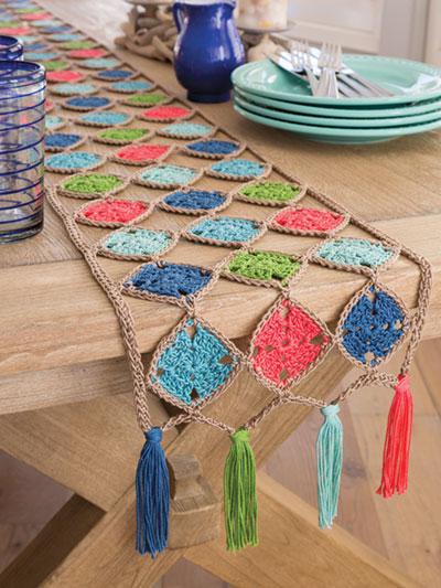 New Crochet Patterns - ANNIE\'S SIGNATURE DESIGNS: Anemone Shawl ...