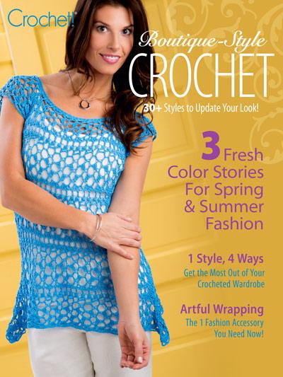 Boutique-Style Crochet