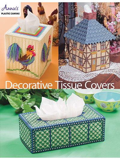 Decorative Tissue Covers Plastic Canvas Patterns