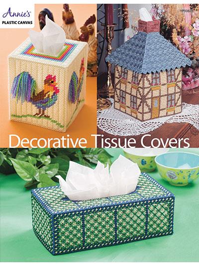 Decorative Tissue Covers Plastic Canvas Patterns