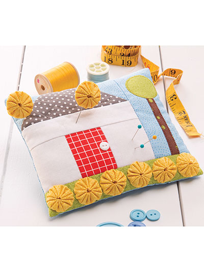 Sewing Pattern Quick to Make Pincushion