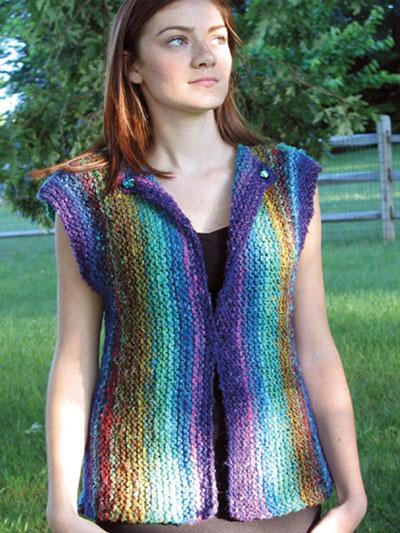 Knit Vests Knit Clothing Patterns Page 1