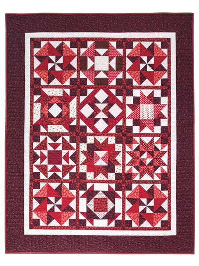 Clearance in quilt page 1 berries blossoms quilt pattern solutioingenieria Gallery