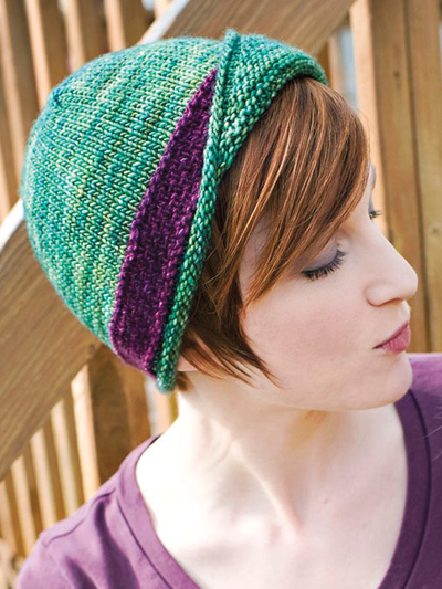 Lucy Hat Knit Pattern