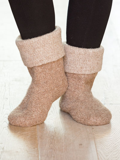 Crochet Slipper Patterns - Page 1