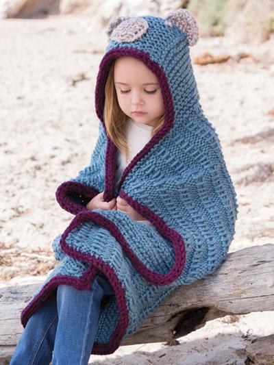 Baby Kids Blanket Knit Patterns Teddy Bear Blanket Knit Pattern