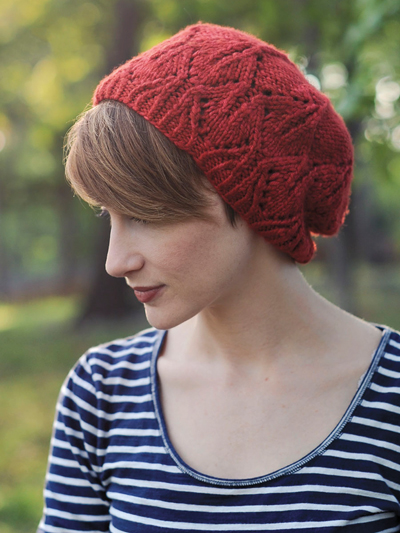 Second Chances Hat Knit Pattern