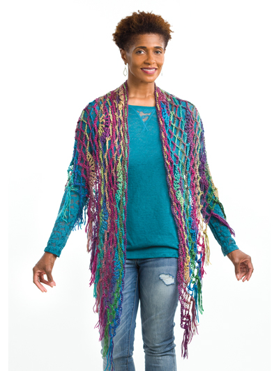 Anniversary Wrap Crochet Pattern