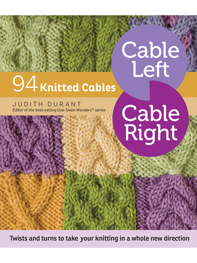 Knitting Patterns Supplies Cable Left Cable Right 94 Knitted Cables