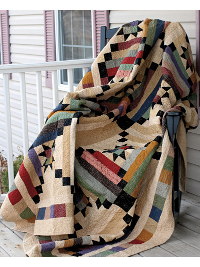 Roscoe Quilt Pattern