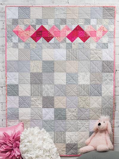 Beginner Quilt Patterns Here's My Heart Quilt Pattern Mesmerizing Heart Quilt Pattern