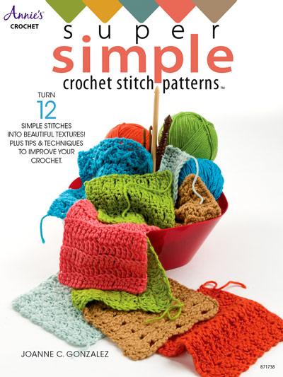Super Simple Crochet Stitch Patterns Book
