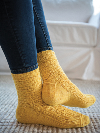 New Knitting Patterns Just Follow Socks Knit Pattern