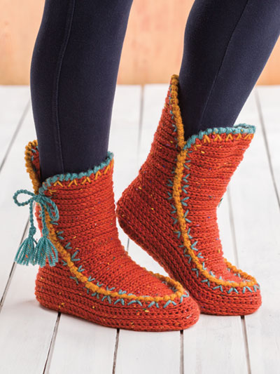 New Crochet Patterns Annies Signature Designs Colorful Fall