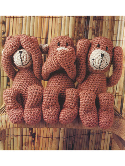 Crocheted Dolls Stuffed Animals Crochet Patterns Page 1